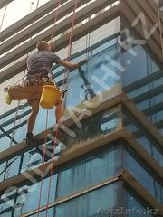 Помывка зданий